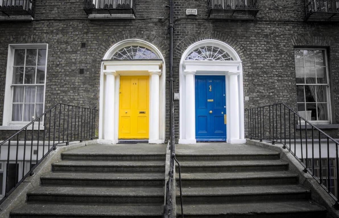 NPS Housing doors